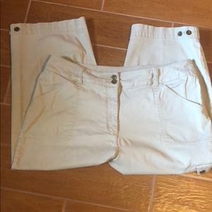 Westbound crop pants in size 14.